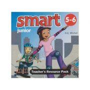 Smart Junior 5-6 Teacher s Resource Pack ( Editura: MM Publications, Autor: H. Q. Mitchell ISBN 9789604788200 )