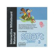 Smart Junior 3 Interactive Whiteboard Material ( Editura: MM Publications, Autor: H. Q. Mitchell ISBN 978-618-05-0229-9 )