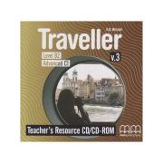 Traveller Advanced Teacher s Resource CD/CD-ROM ( Editura: MM Publications, Autor: H. Q. Mitchell ISBN 978-960-478-265-9)