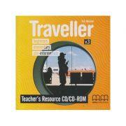 Traveller Beginners, elementary, pre-intermediate Teacher s Resource CD/CD-ROM ( Editura: MM Publications, Autor: H. Q. Mitchell ISBN 9789605091446 )