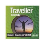 Traveller Intermediate B1 Teacher s Resource CD/CD-ROM ( Editura: MM Publications, Autor: H. Q. Mitchell ISBN 978-960-509-178-1 )