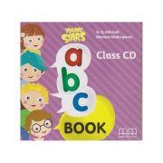 Young stars abc book class cd ( Editura: MM Publications, Autor: H. Q. Mitchell, Marileni Malkogianni ISBN 9789605733612 )