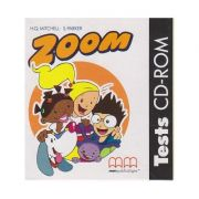 Zoom Tests CD-ROM ( Editura: MM Publications, Autor: H. Q. Mitchell, S. Parker ISBN 978-960-379-800-2 )