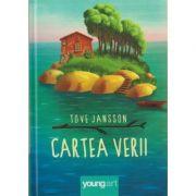 Cartea Verii ( Editura: Art Grup editorial, Autor: Tove Jansson ISBN 978-606-8811-24-6 )