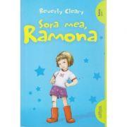 Sora mea, Ramona ( Editura: Arthur, Autor: Beverly Clearly ISBN 978-606-788-094-6 )
