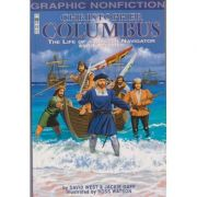 Christopher Columbus ( Editura: Outlet - carte limba engleza, Autor: David West, Jackie Gaff ISBN 1-905087-18-7 )