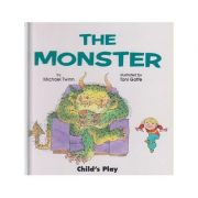 The Monster ( Editura: Outlet - carte limba engleza, Autor: Michael Twinn ISBN 0-85953-406- 5 )