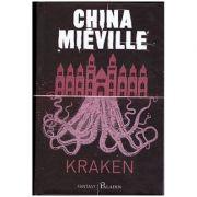 Kraken. O anatomie ( Editura: Paladin, Autor: China Mieville ISBN 978-606-8673-16-5 )