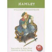 Hamlet ( repovestita ) ( Editura: Curtea Veche, Autor: William Shakespeare ISBN 9786065889316 )