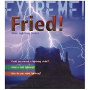 Extreme! Fried! When Lightning Strikes ( Editura: Outlet - carte limba engleza, Autor: Kay Barnham ISBN 9781408100967 )