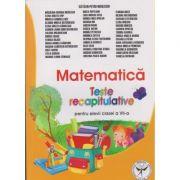 Matematica Teste Recapitulative pentru elevii clasei a VII-a ( Editura: Icar, Autor: Catalin-Petru Nicolescu ISBN 978-973-606-520-0 )