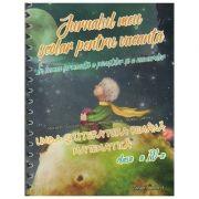 Jurnalul meu scolar pentru vacanta Limba si lteratura romana pentru clasa a IV-a ( Editura: Paralela 45, Autor: Marinela Scripcariu, Ioana Camelia Iovanas, Bianca Sabou ISBN 9789734725151 )