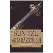Arta razboiului ( Autor: Sun Tzu, Editura: Cartex ISBN 978-606-8023-90-5 )