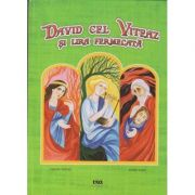 David cel Viteaz si lira fermecata ( Editura: Via, Autor: Ciprian Vidican, Aniela Siladi ISBN 978-606-93199-3-2 )