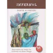 Infernul ( repovestire ) ( Editura: Curtea Veche, Autor: Dante Alighieri ISBN 978-606-588-943-9 )