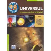 Super Imbatabil, Universul ( Editura: Didactica Publishing House ISBN 9786066831571 )