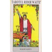 Tarotul Rider Waite ( Editura: Adevar Divin ISBN 978-606-756-012-1 )