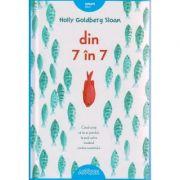 Din 7 in 7 ( Editura: Arthur, Autor: Holly Goldsberg Sloan ISBN 978-606-788-020-5 )