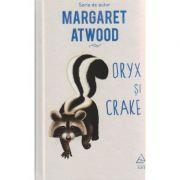 Oryx si Crake ( Editura: Art Grup Editorial, Autor: Margaret Atwood ISBN 978-606-710-465-3 )