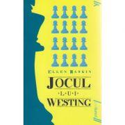 Jocul lui Westing ( Editura: Art Grup Editorial, Autor: Ellen Raskin ISBN 978-606-8811-22-2 )