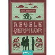Regele serpilor ( Editura: Arthur, Autor: Jeff Zentner ISBN 978-606-8811-28-4 )