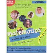 Consolidare si aprofundare Matematica algebra, geometrie Caiet de lucru. Partea I clasa a 7 a 2017 ( Editura: Paralela 45, Autor: Dragos Petrica, Florin Antohe ISBN 978-973-47-2605-9 )