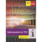 Informatica si TIC pentru clasa a 5 a ( Editura: Art Grup Editorial, Autor(i): Mihaela Giurgiulescu, Valeriu B. Giurgiulescu ISBN 978-606-94506-2-8 )