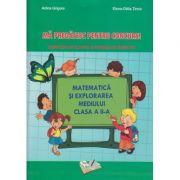 Ma pregatesc pentru concurs Matematica si explorarea mediului clasa a 2 a ( Editura: Ars Libri, Autor: Adina Grigore, Elena-Otilia Tiroiu ISBN 978-606-36-0420-1 )