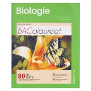 Biologie Bacalaureat clasele 9-10 80 DE TESTE 2017 ( Editura: Booklet, Autor: Niculina Badiu ISBN 978-606-590-515-3 )