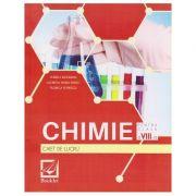 Chimie caiet de lucru pentru clasa a 8 a ( Editura: Booklet, Autor: Izabela Bejenaru, Lucretia Maria Papuc, Florica Popescu ISBN 978-606-590-437-8 )