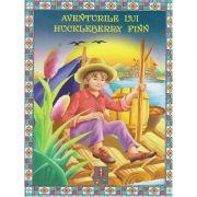 COLECTIA ILUSTRATE CU LITERE MARI Aventurile lui Huckleberry Finn ( Editura: Astro ISBN 978-606-8148-13-7 )