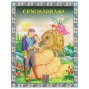 COLECTIA ILUSTRATE CU LITERE MARI Cenusareasa ( Editura: Astro ISBN 978-606-8660-27-1 )