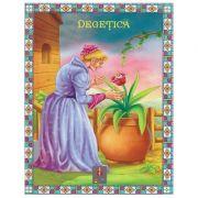 COLECTIA ILUSTRATE CU LITERE MARI Degetica ( Editura: Astro ISBN 978-606-8148-08-3 )