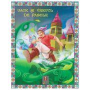 COLECTIA ILUSTRATE CU LITERE MARI Jack si vrejul de fasole ( Editura: Astro ISBN 978-606-8148-18-2 )