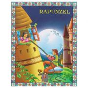 COLECTIA ILUSTRATE CU LITERE MARI Rapunzel ( Editura: Astro ISBN 978-606-8660-31-8 )