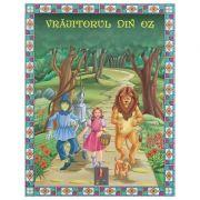 COLECTIA ILUSTRATE CU LITERE MARI Vrajitorul din Oz ( Editura: Astro ISBN 978-606-8148-38-0 )