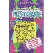 Insemnarile unei pustoaice volumul 11 ( Editura: Arthur, Autor: Rachel Renee Russell ISBN 978-606-788-204-9 )