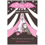 Isadora Moon merge cu cortul ( editura: Curtea Veche, autor: Harriet Muncaster, ISBN 978-606-44-0002-4)