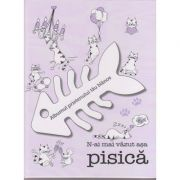 N-ai mai vazut asa pisica ( Editura: Art Grup Educational, Ilustratii: Anna Kniazeva, ISBN 978-606-710-485-1 )