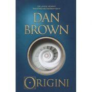 Origini ( Editura: Rao, Autor: Dan Brown ISBN 978-606-8905-49-5 )