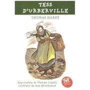Tess d'Urberville ( editura: Curtea Veche, autor: Thomas Hardy, ISBN 978-606-588-990-3 )