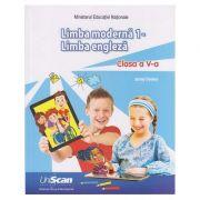 Limba Engleza Limba Moderna 1 Manual pentru clasa a 5 a ( Editura: Express Publishing, Autor: Jenny Dooley ISBN 978-1-4715-6675-2 )
