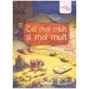 Cel mai mult si mai mult. ( editura: Arthur, autori: Florentina Sâmihăian, Liviu Papadima (coordonatori) ISBN 978-606-788-281-0 )