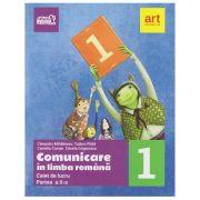 Comunicare in limba romana: clasa I semestrul II Caiet de lucru ( Editura: Art Grup educational, Autori: Cleopatra Mihailescu, Tudora Pitila ISBN 978-606-8948-83-6 )
