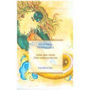 Ingineria interioara: ghidul unui yoghin catre starea de bucurie ( Editura: Adevar Divin, Autor: Sadhguru ISBN 978-606-756-027-5 )