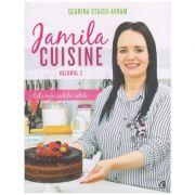 Jamila Cuisine volumul 2 ( Editura: Curtea Veche, Autor: Geanina Staicu-Avram, ISBN 978-606-44-0020-8 )