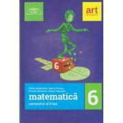 Clubul Matematicienilor clasa a 6 a semestrul 2, 2017 ( Editura: Art, Autori: Stefan Smarandoiu, Marius Perianu ISBN 9786069448823 )