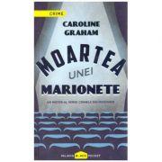 Moartea unei marionete. Un mister al crimelor din Midsomer ( editura: Paladin Black Pocket, autor: Caroline Graham ISBN 9786068673691)