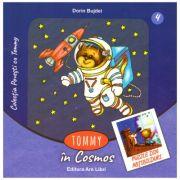 Tommy in Cosmos ( editura: Ars Libri, autor: Dorin Bujdei, ISBN 978-606-36-0531-4 )