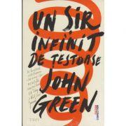 Un șir infinit de țestoase ( Editura: Trei, Autor: John Green, ISBN 978-606-400-299-0 )